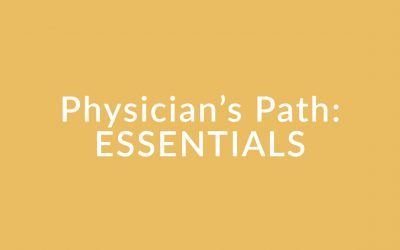 Physician's Office: ESSENTIALS – Module 1.3a