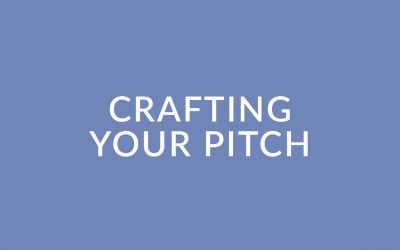 Crafting Your Pitch Module 1.4