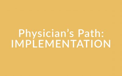Physician's Office: IMPLEMENTATION – Module 1.6a