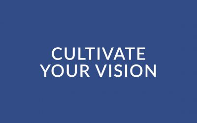Cultivate Your Big Vision Module 2.1