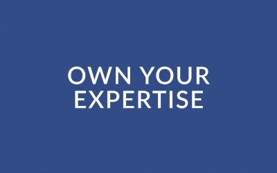 Own Your Expertise Module 2.2
