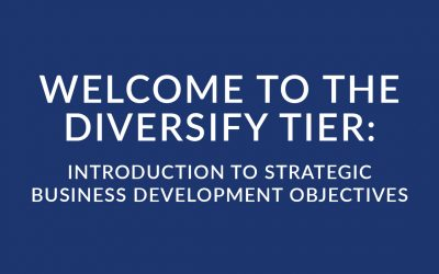 Introduction to Strategic Business Objectives Module 3.1
