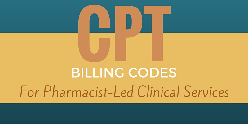 "Billing for MTM Services Using ""Incident-to"" CPT Codes: Part 2"
