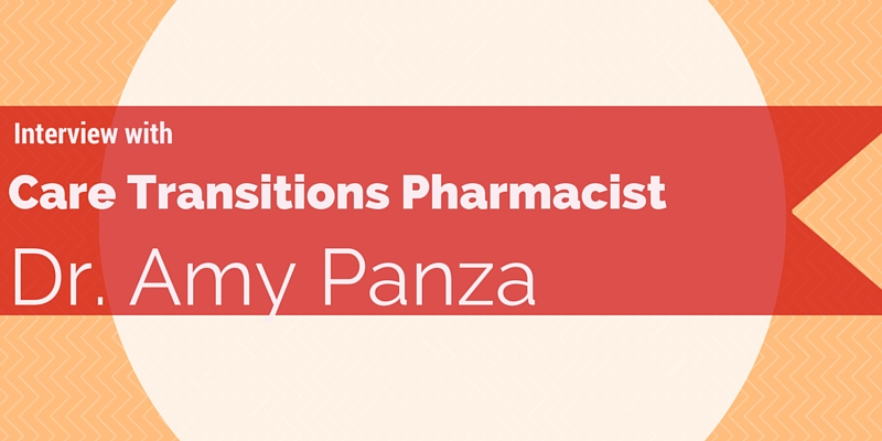 Pharmacist Seeks to Bridge Gap During Transitions of Care