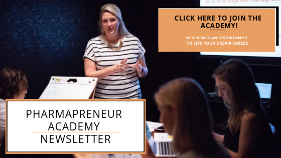 [January 2019] The Pharmapreneur Academy Newsletter