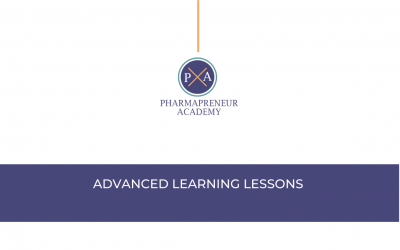Advanced Lesson Learnings (2021 Updates)